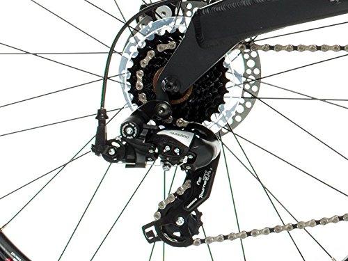 Trekking E-Bike Moma Bikes Equinox 26 rad Bild 3*