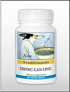Kan Herbs Zhong Gan Ling 60 tabs