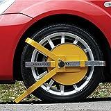 Ster Sabot immobilisateur de roue complet pour voiture, remorque et caravane 13'-15'