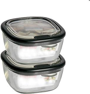 LINGLING Alimentaire Rangement et organisation Ensembles céréales Conteneurs Boîte résistant à la chaleur frais de maintie...