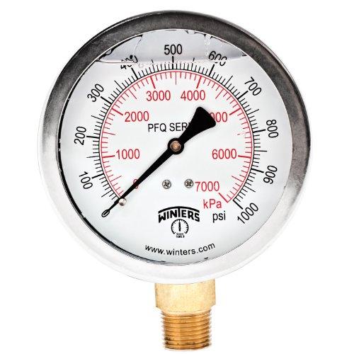 1000 psi gauge - 9