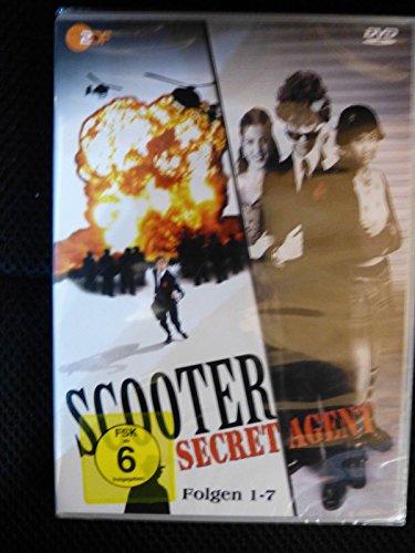Secret Agent: Folgen 01-07