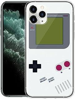 """ZhuoFan Przezroczyste etui do Apple iPhone 13 Pro [6,1"""" ] – przezroczyste silikonowe etui na telefon komórkowy ze wzorem e..."""