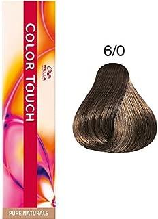 Wella Color Touch 6/0 (Dark Blonde/Natural) 2oz