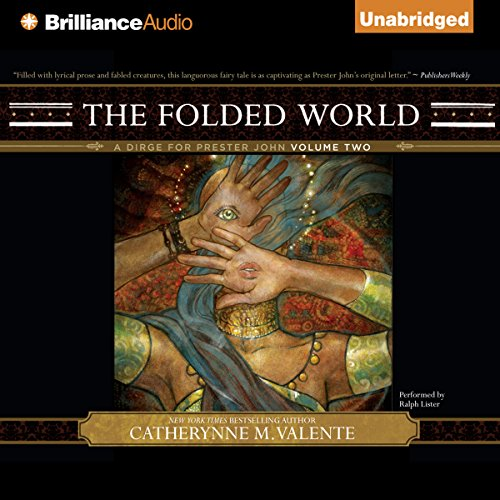 Couverture de The Folded World