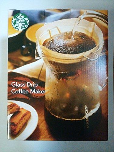 starbucks スターバックス グラス ドリップ コーヒーメーカー