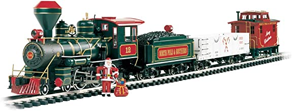 Bachmann Trains - Night Before Christmas Ready To Run Electric Train Set - Large