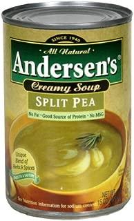 Andersen's Split Pea Soup, 15 Ounce (Pack of 12)