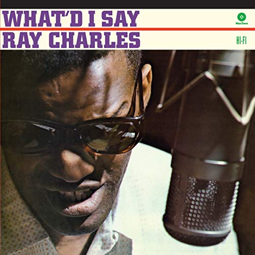 What I'D Say (Limited Edt. Red Vinyl)