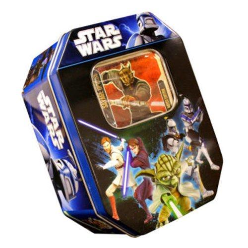 Star Wars Force Attax - Starter Tin Dose 2. Serie