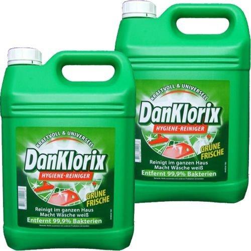 Dan Klorix Extra Frisch (2x 5 Liter Kanister, grün)