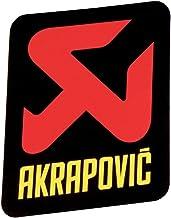 Mana 850 Akrapovic SP Auspuff Aufkleber Hitzefest Aprilia Dorsoduro 1200