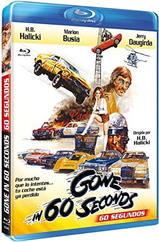 60 Segundos BD 1974 Gone in 60 Seconds [Blu-ray]