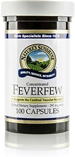 Feverfew Conc. (100 caps) (ko)