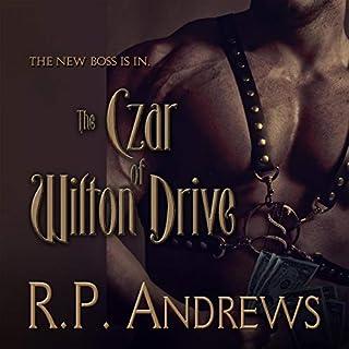 The Czar of Wilton Drive audiobook cover art