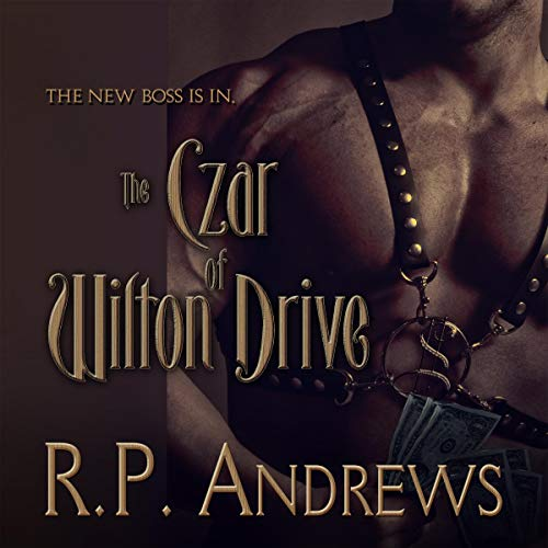 The Czar of Wilton Drive audiobook cover art
