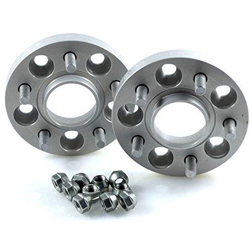 Preisvergleich Produktbild Eibach TuningHeads 0127494.DK.S90-4-20-001 Spurverbreiterung,  40 mm / Achse,  40 mm / Achse
