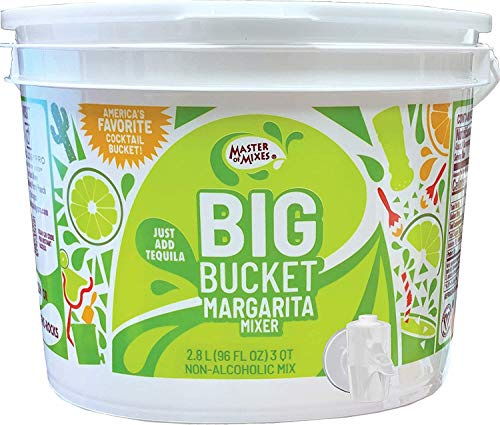 Big Bucket Lime Margarita - Daiquiri Mixer