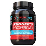 Runner's Recovery Mix - All in One Recovery - Carbs, Protein, BCAAs, Electrolytes & More - Muscle,...
