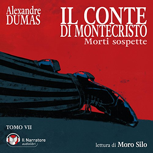 Morti sospette audiobook cover art