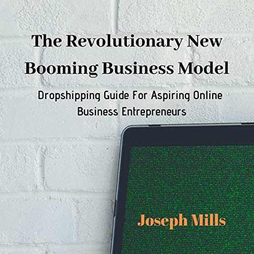 The Revolutionary New Booming Business Model cover art