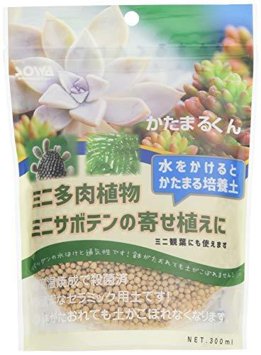 創和 用土 かたまるくん 300ml 多肉植物やサボテン向け