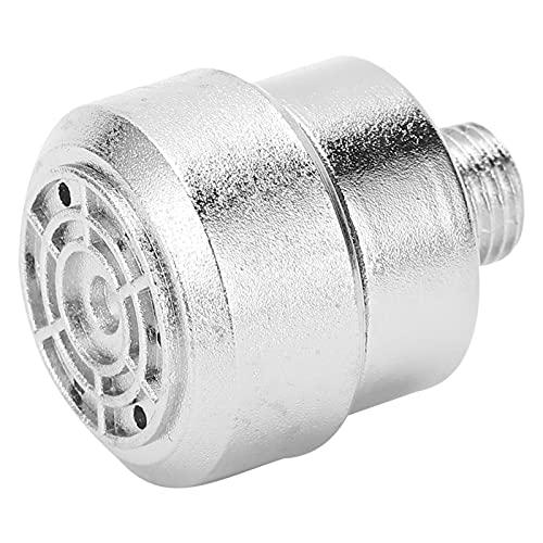 Silenciador de filtro, buena estanqueidad Silenciador de escape Fácil instalación con alto rendimiento para compresores sin aceite