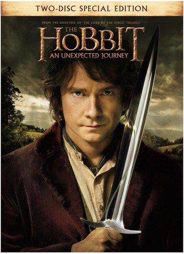 Hobbit: An Unexpected Journey [Reino Unido] [Blu-ray]