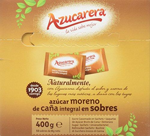 Azucarera Estuche de Azúcar Moreno - 400 g