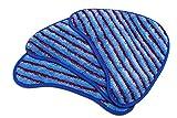 Green Label Lot de 3 Lingettes de Rechange Microfibres de Texture Rugueuse pour les...