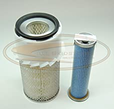 Engine Air Filter Kit for Bobcat Machines   Replaces OEM #s 6598492 & 6598362