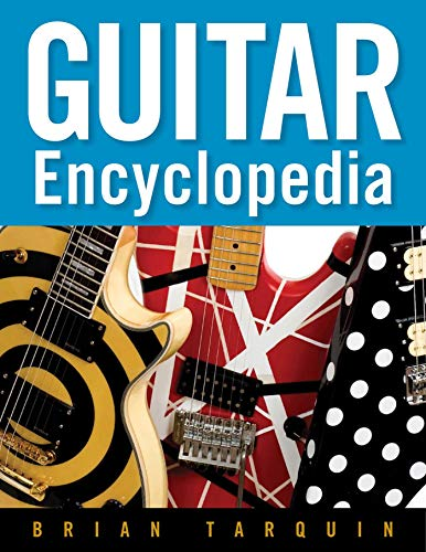Guitar Encyclopedia (English Edition)