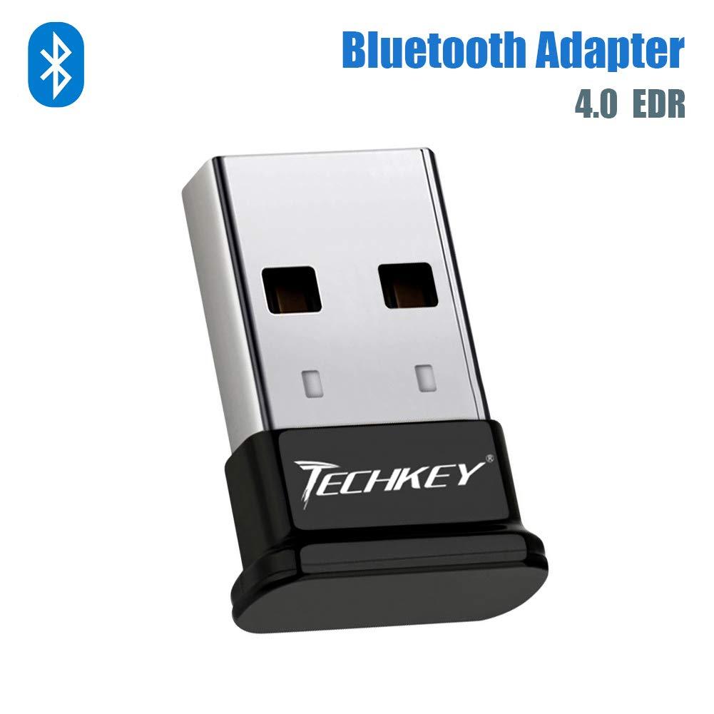 TECHKEY Bluetooth Headphones Raspberry Compatible