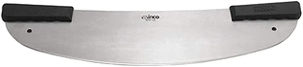 Winco KPP-20 20-Inch Rocker Pizza Knife with Polypropylene Handle