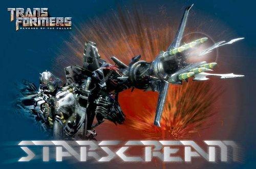 Transformers Poster Starscream Revenge Of Fallen 6102