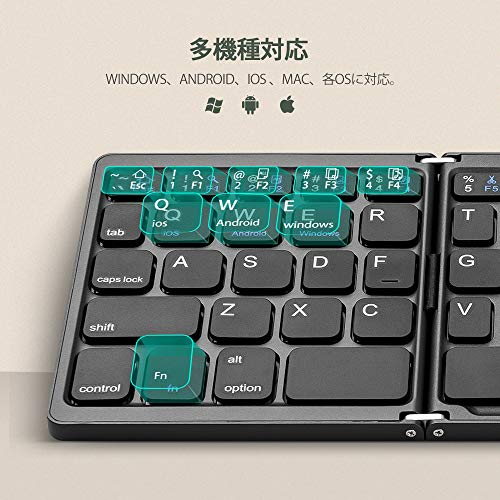 Kuchoow『Bluetoothキーボード』