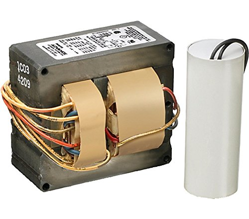 Philips Advance 71A5892001D (1) 320 Watt Metal Halide Lamp Core and Coil Quad HID Ballast Kit 120/208/240/277 Volt