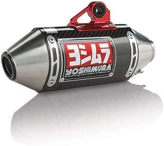Yoshimura 17-19 Honda Grom RS-2 Works Finish Full System Exhaust (Race/Carbon Fiber)