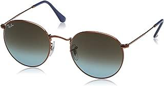 Ray-Ban RB3447 Round Metal Sunglasses