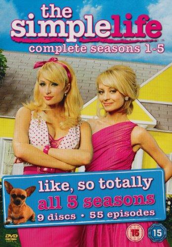 Simple Life - Complete Season 1-5 (9 Dvd) [Edizione: Regno Unito] [Reino Unido]