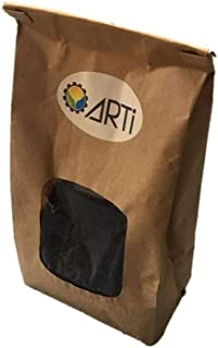 ARTiChar 1 lb Biochar Carbon Rich Horticultural Charcoal Soil Amendment/Conditioner to Release Nutrients Slowly, Improve Soil Aeration, Enhance Roots, and Support Healthy Plant Growth