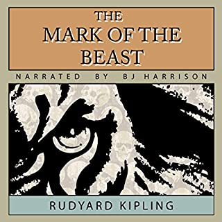 The Mark of the Beast audiobook cover art