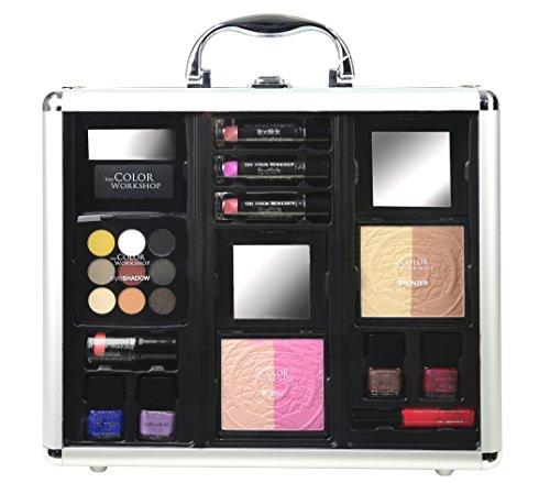 The Color Workshop Trousse de maquillage double face