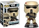 Funko Stromtrooper Scarif Figura de Vinilo, colección de Pop, seria Star Wars Rogue One (10460)...