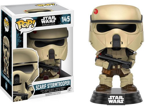 Funko 027216 Star Wars Rogue ONE – Scarif STURMTRUPPLER, Multi