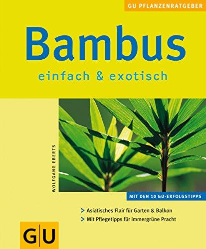 GU Pflanzenratgeber - Bambus