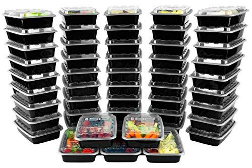 Isolator Fitness Isobag 470 ml Mahlzeiten Behälter (50 Stück)