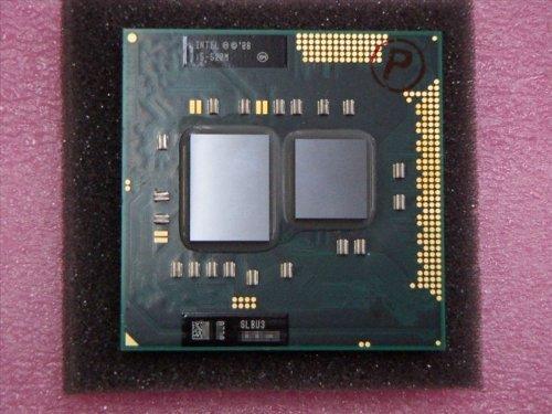 Intel Core i5–520M CPU Processor- SLBU3