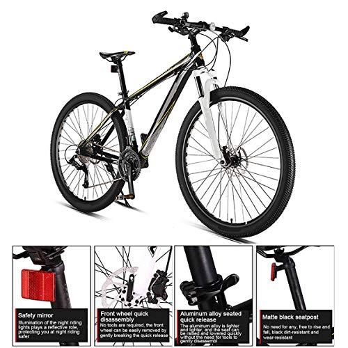 Bicicleta De Montaña De 29 Pulgadas, Bicicleta De Cuadro De Aleación De...