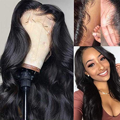 Lace fronts with baby hairline